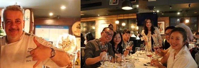 Un italiano a Shanghai: «Il mio ristorante pieno da un mese, senza restrizioni e lockdown»