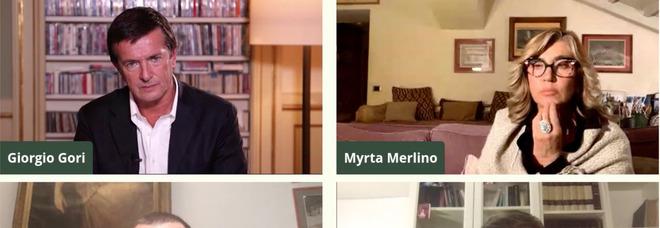 """Giorgio Gori, la presentazione del nuovo libro: """"Riscatto"""". Ospiti Myrta Merlino e Costantino della Gherardesca. Modera Marco Esposito"""