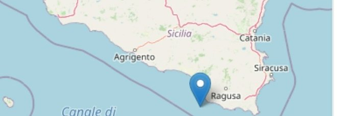 Terremoto in Sicilia, due scosse: la più forte tra 3.1 e 3.6 a Ragusa, sentita dalla popolazione
