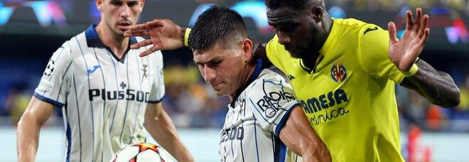 Le pagelle di Villarreal-Atalanta 2-2: Freuler fa e disfa, Musso fenomenale. Fatica Zapata