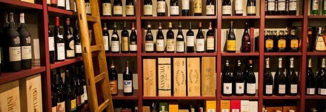Coldiretti, la denuncia: «Stop a 700 enoteche. Nel Lazio affossa il vino made in Italy»