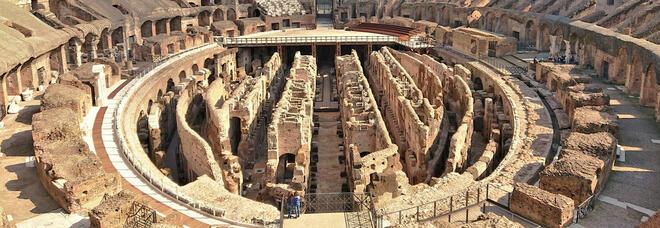 Colosseo, dopo il restauro di Tod's riaprono gli ipogei: da oggi via alle visite