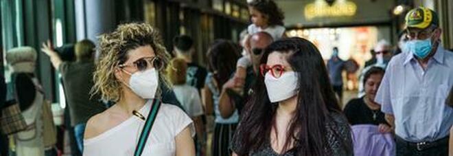 Stop mascherine all'aperto: oggi si decide. Salvini: «Spero via dal 1 luglio». In Alto Adige l'obbligo è già sparito Le regole
