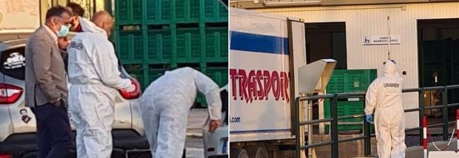 Cadavere in un camion frigo: trovato il corpo di un trentenne. Probabile morte per asfissia