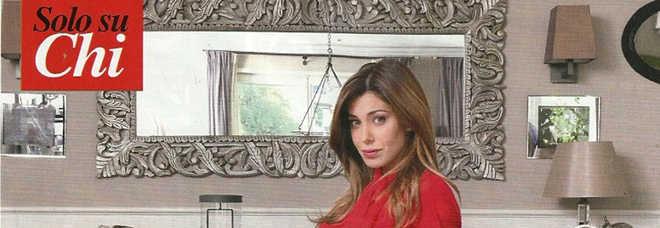 Belen apre le porte della sua casa a milano le foto su for Belen casa milano