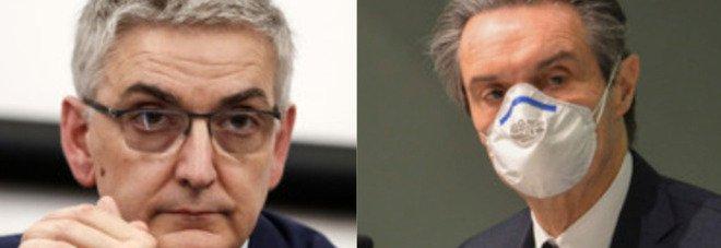 Zona rossa errata, l'Iss durissimo contro la Lombardia: «Da maggio 54 segnalazioni di errori alla regione»