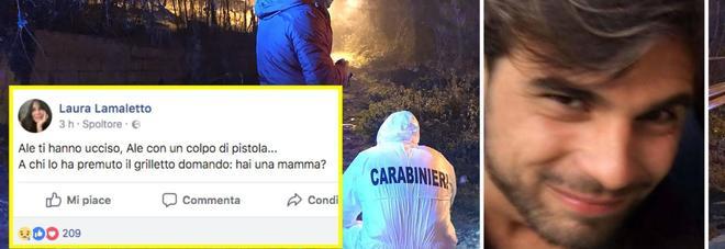 Alessandro ucciso a pescara la madre su fb al killer for Scuola di moda pescara