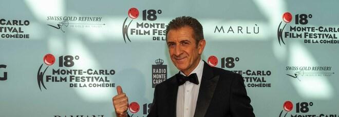 Ezio Greggio: premio alla carriera al Festival nazionale del Cinema e della Televisione di Benevento