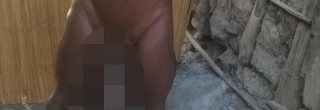 grande nero culo sesso nastri