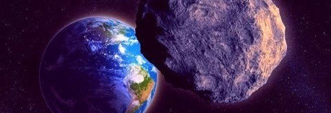 """Asteroide in arrivo: """"sfiorerà"""" la terra alle 22.18 di domenica 2 aprile"""