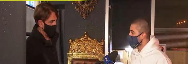 Striscia la Notizia, Andrea Iannone riceve il Tapiro da Staffelli: «La squalifica per doping? Fatto di tutto per evitare una sentenza così dura»