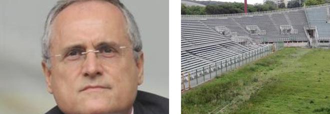 Stadio Flaminio alla Lazio, il Comune conferma: «Lotito lo vuole»