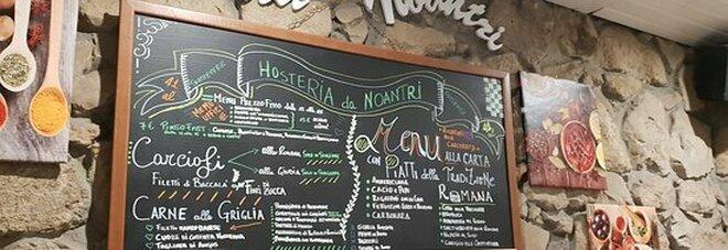 Roma, una lettera al muro. L'osteria scrive ai clienti e alza bandiera bianca