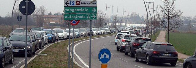"""Brescia zona """"arancione rafforzata"""": ora trema Milano"""