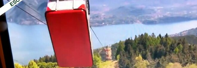 Tragedia Mottarone, il video choc degli ultimi 24 secondi della funivia in tv: esplode la rabbia su internet