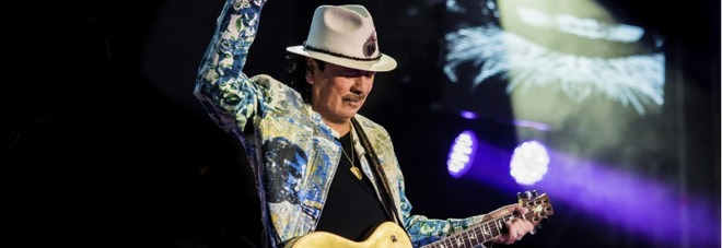 Carlos Santana arriva in Italia con il Miraculous 2020 World Tour: unica data italiana a Bologna