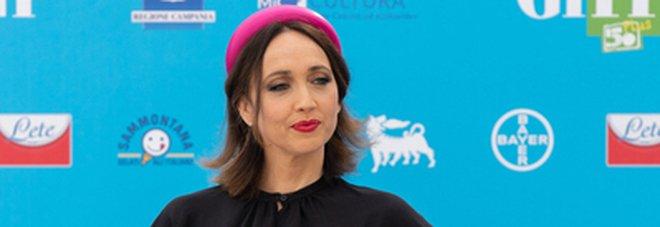 Chiara Francini al Giffoni: «Le mie ispirazioni? Pop ed eclettiche, da Rossella O'Hara a RuPaul»