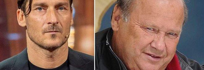 Francesco Totti, gli auguri social al papà scomparso: «Ovunque tu sia, buon compleanno!»