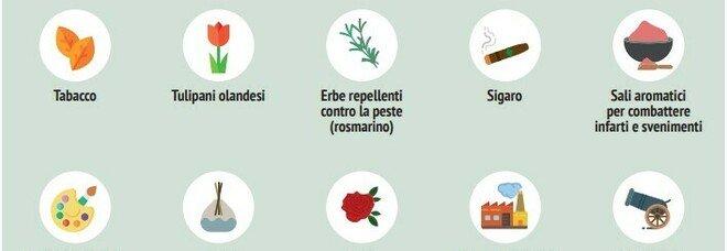 Non sai che odore è? Ora c'è l'enciclopedia degli odori: raccoglierà profumi e olezzi d'Europa