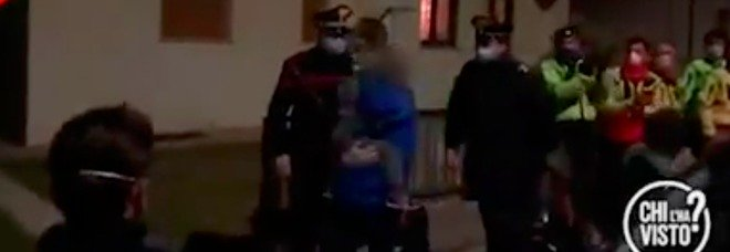 Ritrovato il piccolo Mattia di 3 anni: era scomparso in serata, è a casa grazie a due cittadini