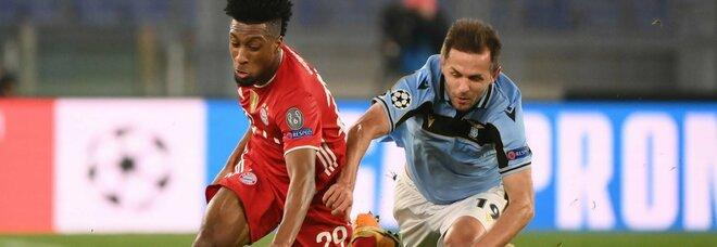 Le pagelle di Lazio-Bayern 1-4: si salva solo Correa (6), Acerbi disastro (4)