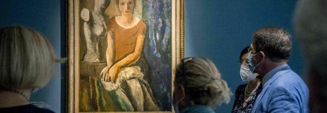 Mario Sironi sintetico e monumentale: la sua arte in cento quadri al Museo del 900
