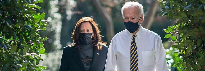 Kamala Harris, problemi tecnici all'aereo: paura per la vicepresidente Usa