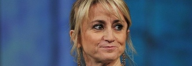 Luciana Littizzetto è tornata single: «Davide? E' una questione complicata»
