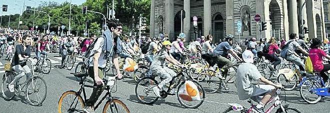 Milano capitale del bike sharing il servizio 39 bikemi for Mobile milano bike sharing