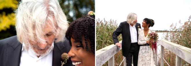 Roger Waters si sposa per la quinta volta a 78 anni. La star dei Pink Floyd sui social: «Sono felice»