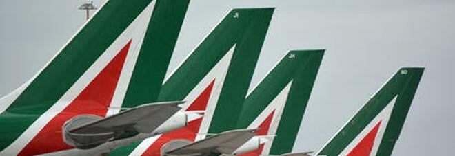 Coronavirus, da mercoledì 16 due voli Roma-Milano di Alitalia solo con passeggeri negativi
