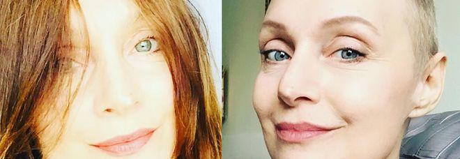 Sabrina Paravicini e il cancro: «La chemio mi ha tolto anche la malinconia»