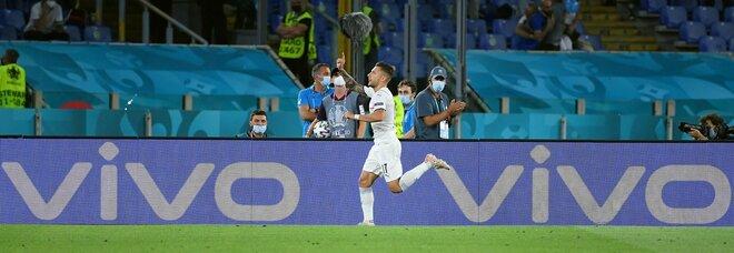 Italia-Turchia 3-0, le pagelle: Immobile profeta in casa, Berardi devastante. Chiellini-Bonucci, che muro