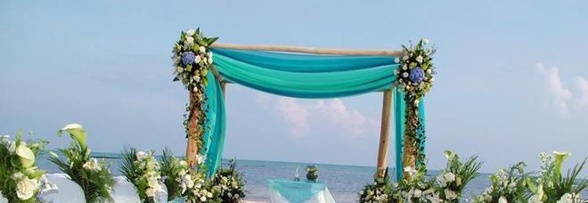 Matrimonio In Spiaggia Roma : Fiumicino oggi il primo matrimonio in spiaggia la