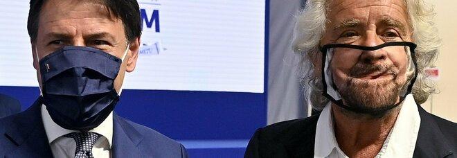 M5S, Conte ha accolto invito: via a progetto rifondativo. Lungo vertice a Roma con Beppe Grillo