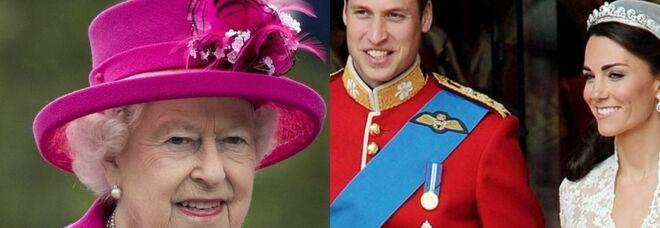 Cenone ristretto anche per la Famiglia Reale: per William e Kate niente Natale con la Regina