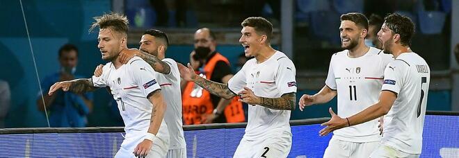 Immobile, gol e l'esultanza dedicata a Lino Banfi: ecco cosa ha detto