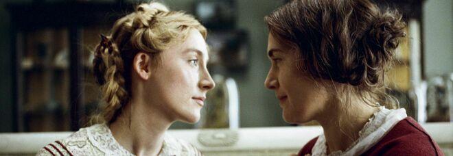 Kate Winslet e Saoirse Ronan in Ammonite: «La sfida d'amore di due donne nell'800»