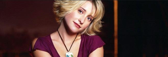 Allison Mack, la Chloe di Smallville, è a capo di una setta segreta a sfondo sessuale