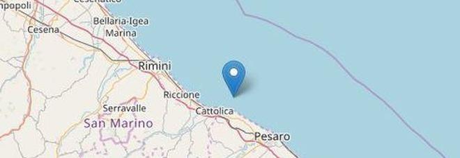 Terremoto tra Pesaro e Cattolica: tanta paura tra Romagna e Marche