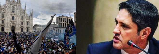 Festa Inter in Duomo, il commento del direttore Davide Desario: «Se lo Stato abdica alla gioia dei tifosi sulla pelle degli altri»