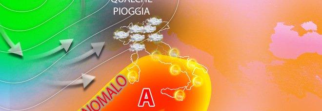 Meteo, le previsioni. Ottobrata africana con temperature a 30°. Poi cambia tutto