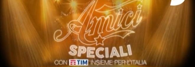 """Maria De Filippi torna con """"Amici speciali"""": nel cast Gaia, Irama e Michele Bravi"""