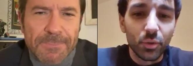 Raimondo Todaro e Paolo Conticini, pace in diretta tv dopo Ballando: «Non ne voglio sapere più nulla». E qualcosa non convince