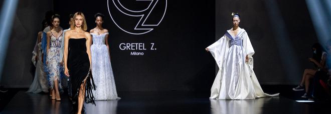 """AltaRoma 2021, Gretel Z. e l'ispirazione giapponese di """"Come un'estate a Kyoto"""""""