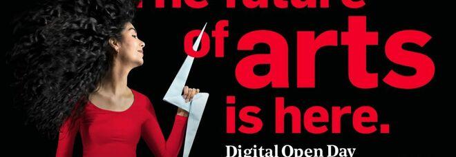 Rufa, con il Digital Open day dal 10 aprile si apre il futuro dell'arte