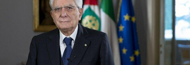 Mattarella: «Troppe cure rinviate per il virus, malattie come i tumori non sono in lockdown»