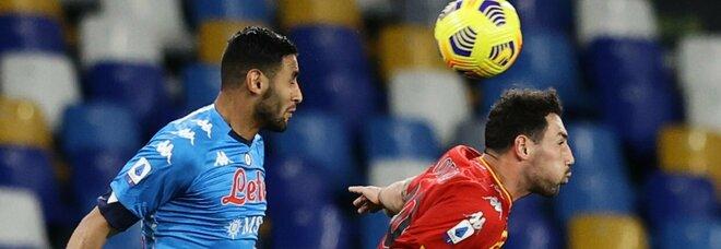 Napoli-Benevento, le pagelle: Mertens decisivo, Ghoulam in crescita