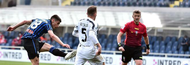 Atalanta, vittoria (1-0) e sorpasso. La Juve e Pirlo nei guai