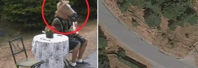 Google Maps, su Street View la scena che nessuno avrebbe immaginato. I manager: «Senza parole»